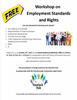 Employment Rights and Standards Workshop