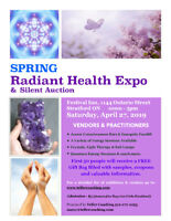 SPRING Radiant Health Expo