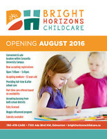Bright Horizons Childcare & OSC - Opening Soon