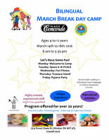 Not sure what to do with the kids for March Break???