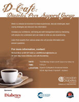 D-Cafe: Diabetes Peer Support Group