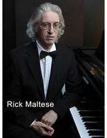 Pianist will play for your wedding ceremony, reception, dinner