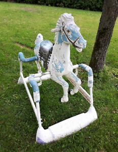 Cheval a spring Hedstrom / horse