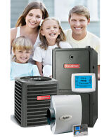 High Efficiency Furnace Air Conditioner Rent To Own-Free Upgrade