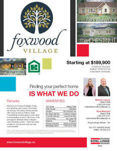 New Homes from $199,900