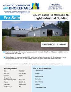 73 John Eagles Rd - Monteagle, NB