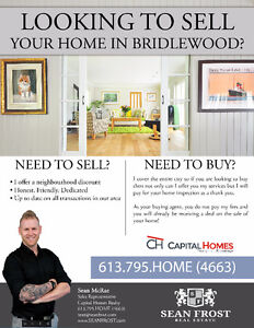 Buying or Selling In Bridlewood?