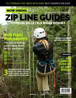 Now Hiring Zip Line Guides!