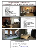Available March 1st - Fully Furnished