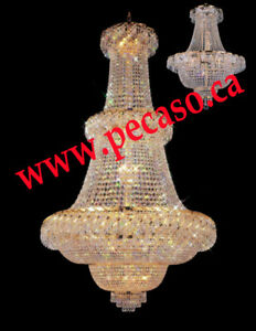 Crystal Chandeliers, Buy Direct from Original Supplier