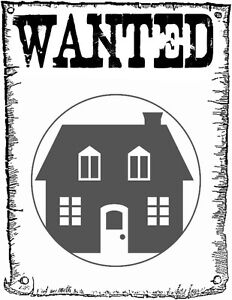 House Apartment Wanted