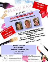 FREE Independence Day Celebration of Women & Their Independence