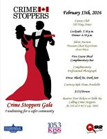 Crime Stoppers Gala