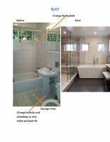 Looking to redo Kitchen and Bath. Best Quality and Price