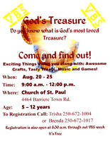 VBS - God's Treasure