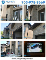 High Definition Security Camera System Installation Services HD
