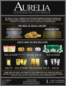 WE BUY ALL GOLD AND SILVER