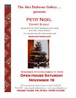 Petit Noel Opening Reception