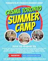 TORONTO'S PREMIER SUMMER CAMP FOR KIDS - CASMA TORONTO