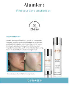 facials, peels, microdermabrasion special for new clients