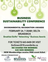 Business Sustainability Conference/Breakfast + more