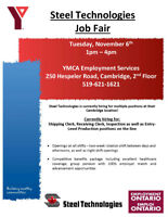 Steel Technologies Job Fair