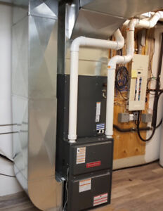 Lowest Prices on New Replacement Furnaces and A/C Units