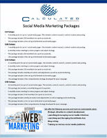 Social Media Marketing & Management Starting As Low As $50!