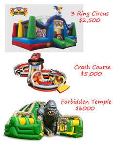 Inflatables Games Rides