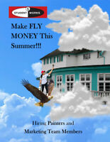 Make Fly Money This Summer!!!