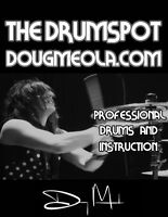 DRUM LESSONS - Pro and Affordable lessons in your home!