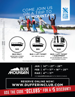 Ski and Snowboard Trip Event Promoter