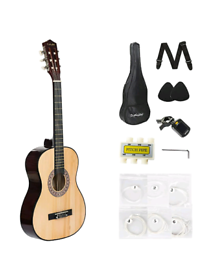 "Dawoo 39"" classic acoustic guitar"
