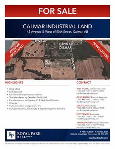 Calmar Industrial Land for Sale