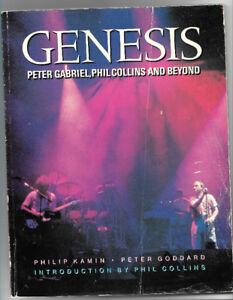 GENESIS, Peter Gabriel,Phil Collins and Beyond