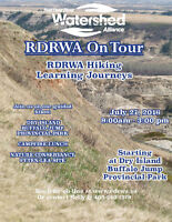 RDRWA Hiking Learning Journeys