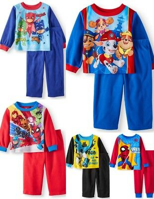 Boys Pajamas PJ Masks Paw Patrol Batman](Paw Patrol Masks)