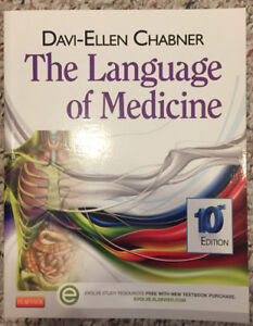 The Language of Medicine Davi-Ellen Chabner 10th edition
