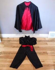 (= HALLOWEEN Kids Costume: 'Count Dracula' =)