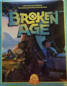 Broken Age 2014 Collector's Edition PC