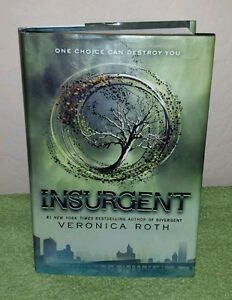 Insurgent Hardcover Book