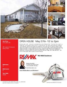 Open House - July 27th 12 to 2 pm