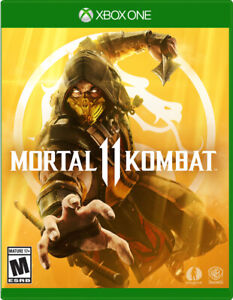 Looking to exchange Mortal Kombat 11 for Red Dead Redemption 2