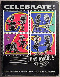 1996 Juno Awards 25th Anniversary Package