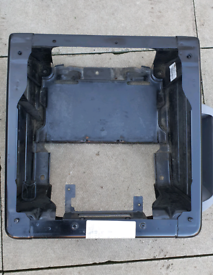 VW T5 T6 Passenger Left Single Seat Base With Leisure Battery Case