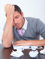 Late filing your income tax returns? Income tax problems?