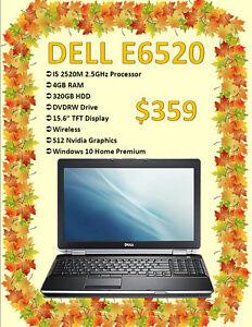 Black Friday Laptop Blow Out Sale – Dell E5510 Only $259 Kitchener / Waterloo Kitchener Area image 4