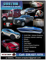 Graphics, Signs & Automotive Paint Protection for Less!