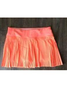 Pink Lululemon Skirt