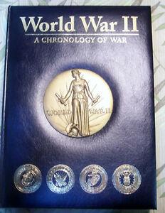World War II: A Chronology of War West Island Greater Montréal image 1